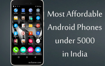 Top 10 Android Phones under 5000