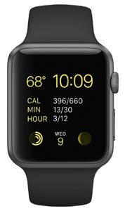 apple smart watch price in India