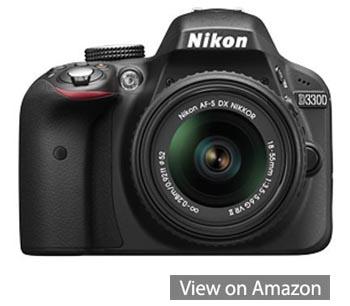 nikon dslr cameras d3300