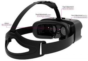 Aura VR Pro Headset