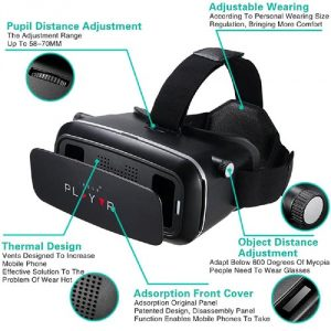 Irusu PlayVR 3D Glasses