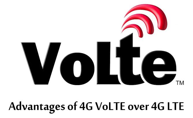 4G LTE vs VoLTE: Major Differences