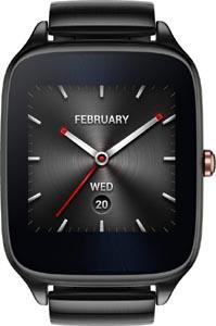 asus zenwatch2 black smartwatch