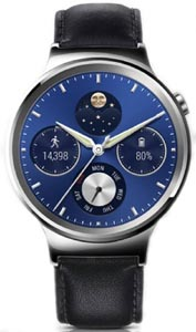 huawei steel smart watch