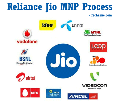 Reliance Jio MNP Procedure