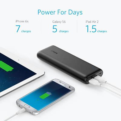 anker powercore portable powerbank