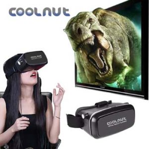 Coolnut 3D VR Glasses