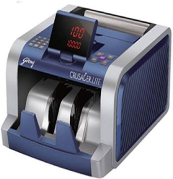 godrej cash counting machine