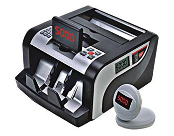 strob currency counting machine
