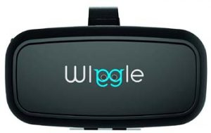 Wiggle 3D VR Headset