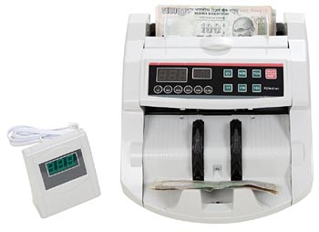 xelectron money counting machine with fake detector