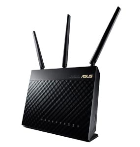 asus ac 1900 wireless router