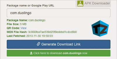 download android apk files to pc