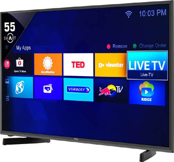 vu full hd smart led tv