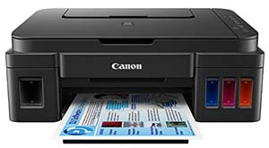 canon pixma g2000 all in one printer