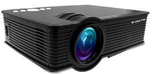 egate led projector home theater