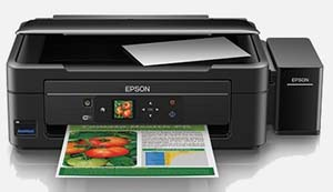 epson l455 wireless printer