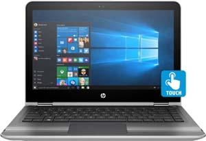 hp 2 in 1 touch laptop