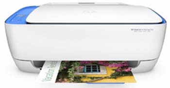 hp deskje 3635 all in one printer