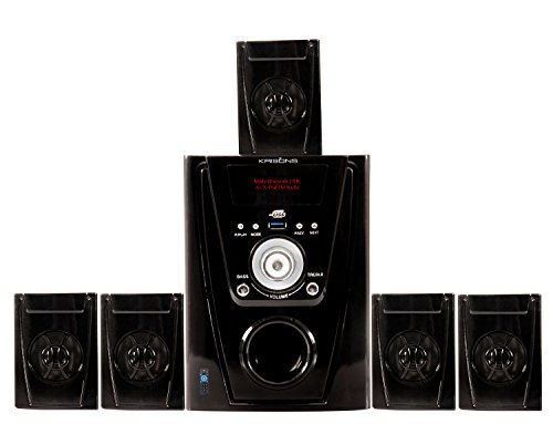 Krisons 5.1 Home Theatre with Wireless Speakers