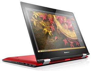 lenovo yoga foldable touchscreen laptop