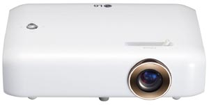 lg ph550 projector with inbuilt battery