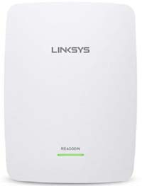 linksys n600 wifi repeater