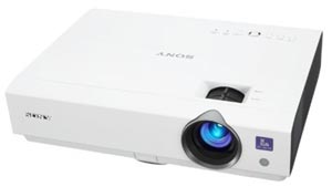 sony vpl dx100 lcd projector