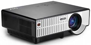 xelectron lumens led projector