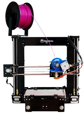 MakerBricks i3c 3D printer