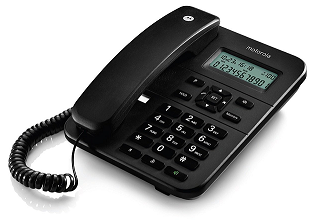 Motorola CT202i Corded Phone With Caller ID