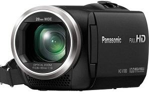 Panasonic HC-V180 Full HD Camcorder Video
