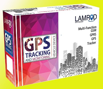 LAMROD GPS Tracker