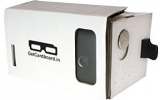 GetCardboard DIY Virtual Reality Kit