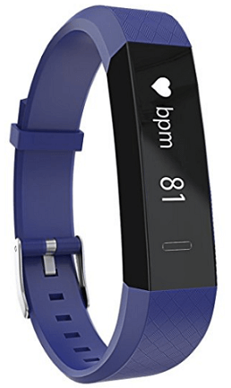 Boltt Beat HR Fitness Tracker with 3 Months Personalized Health Coaching