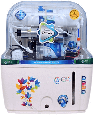 Dhanvi Aquafresh Af09 Water Purifer Ro+Uv+Uf+Tds Control 14 Stage New Model Liv