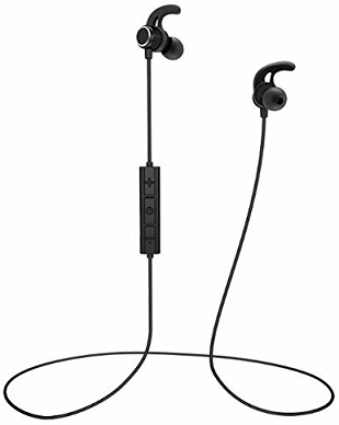 FREESOLO S11 Wireless Bluetooth 4.1 In-Ear Noise Isolating Sport Earbuds