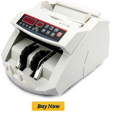 Best Currency Note Counting Machine with Fake Note Detector