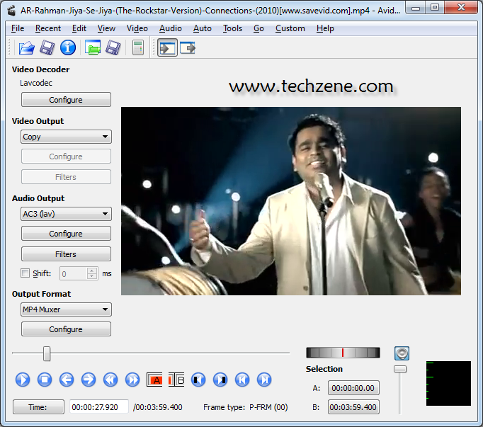 AviDemux MKV, AVI Video Converter Software