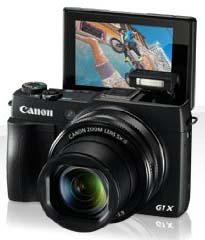 canon point shoot camera