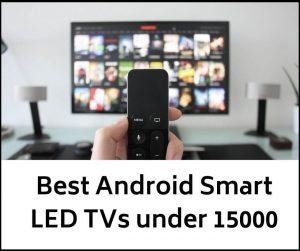 Best Android Smart Tvs