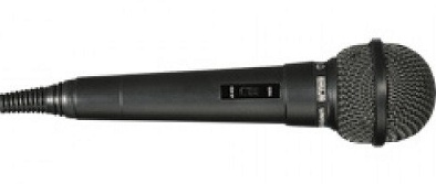 Ahuja Karaoke Microphone Aud54