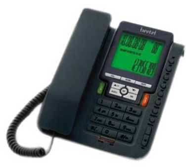 Beetel M71 CLI Corded Phone
