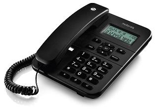 Motorola CT202i Corded Phone With Caller ID