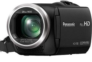 Panasonic HC-V180 Full HD Camcorder Video