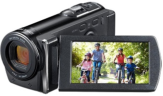 SEREE FHD 1080P Camcorders WIFI