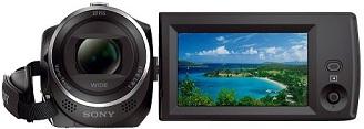 Sony HDRCX405 9.2MP HD Video Recording