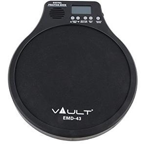 Vault EMD43 Electronic Practice Drum Pad