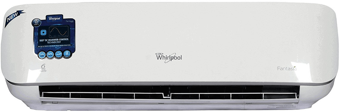 Whirlpool 1.5 Ton Inverter Split AC