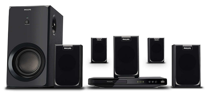 Top 10 Best Home Theater Systems in India 2019